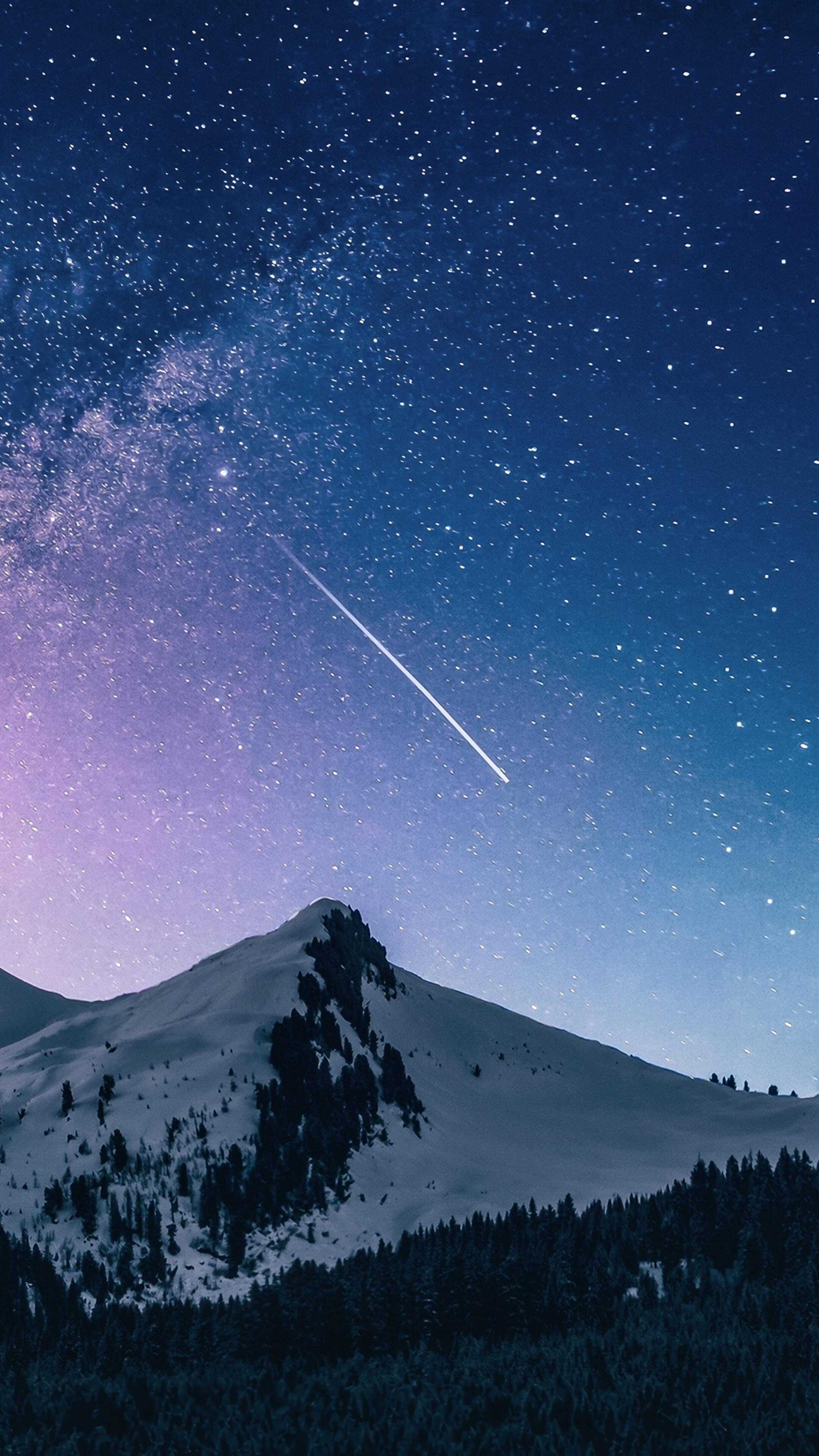 wallpaper iphone night sky